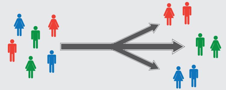 Email Segmentation Image
